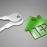 house with house keys