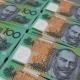 hundred Australian dollar notes